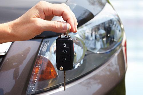 Auto Keys Programmed in Boise